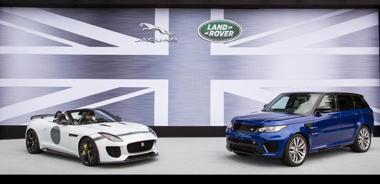 Case Study Jaguar Land Rover